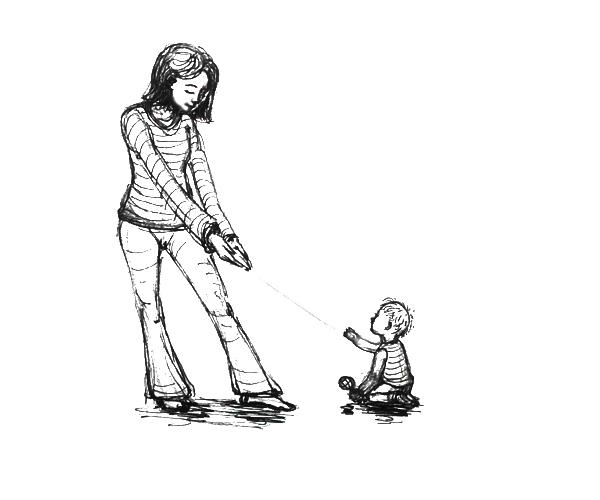 Mutter Vater Eltern Kind Beratung